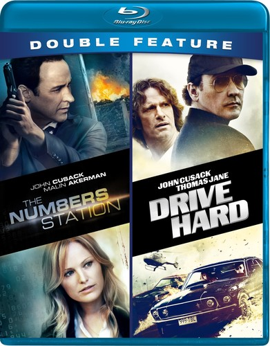 Drive Hard /  Numbers Station