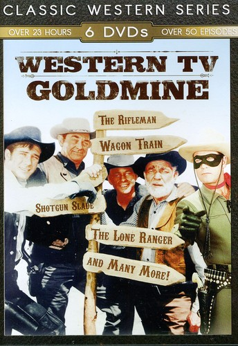 Western TV Goldmine [Full Frame] [Lenco] [Stackable]