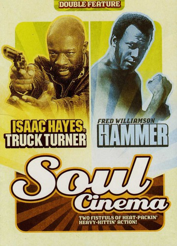 Truck Turner/ Hammer [1972] [WS] [Full Frame] [Double Feature] [2 Discs]