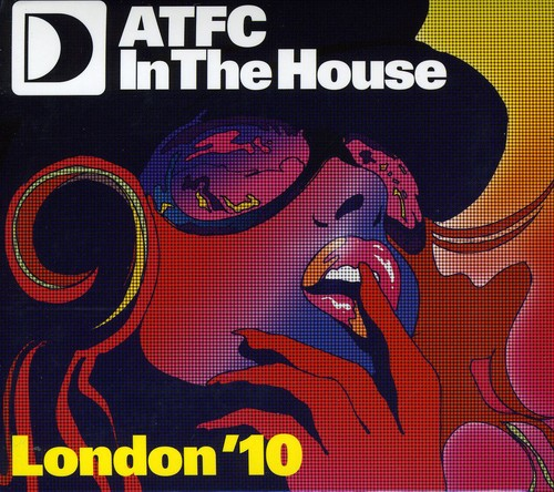 Atfc in the House: London '10 : Atfc in the House: London 10 [Import]