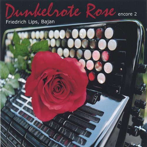 Dark-Red Rose Encore 2