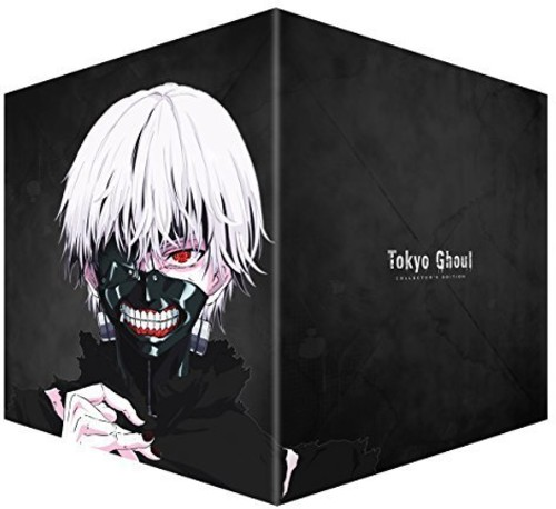 Tokyo Ghoul: The Complete First Season