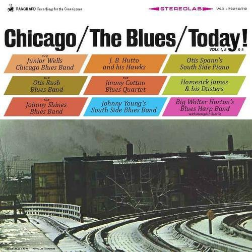 Chicago/ The Blues/ Today