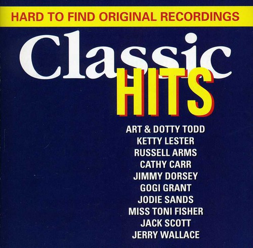 Classic Hits: Hard to Find Originals /  Various