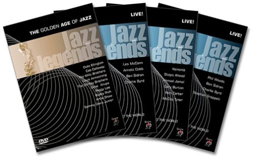 Jazz Legends Bundle /  Various