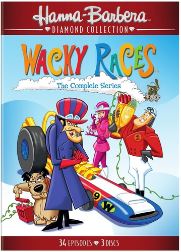 Wacky Races: The Complete Series