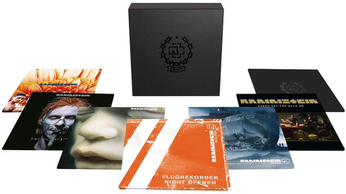 XXI - The Vinyl Box Set [Explicit Content]