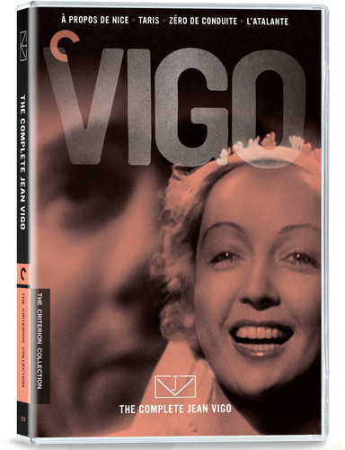 Criterion Collection: The Complete Jean Vigo [Special Edition] [B&W][Fullscreen] [Subtitled]