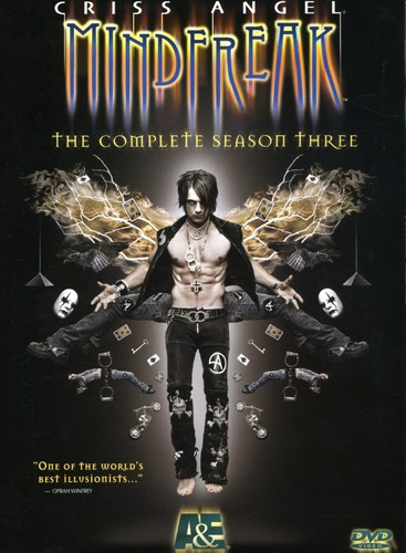 Criss Angel: Mindfreak - The Complete Season Three