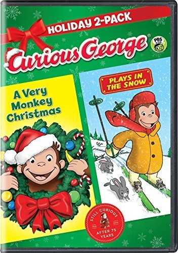 Curious George: Holiday 2-pack
