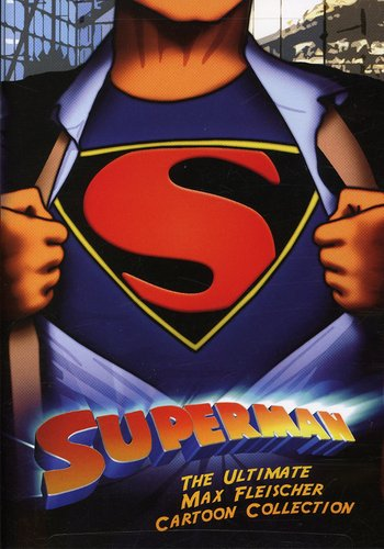 Superman: Ultimate Max Fleischer Cartoon Collect