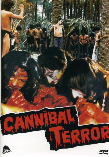 Cannibal Terror [Color][Dolby][WS]