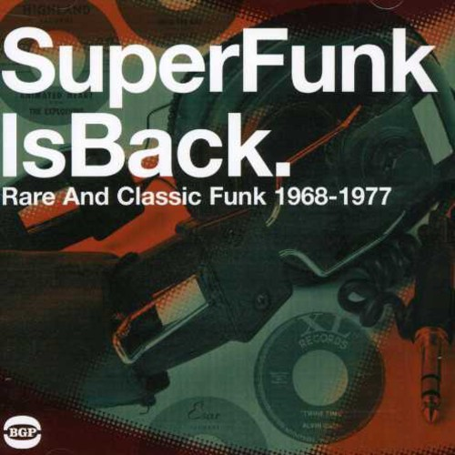Super Funk Is Back 5: Rare & Classic Funk /  Various [Import]