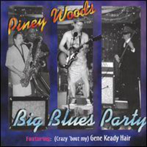 Big Blues Party
