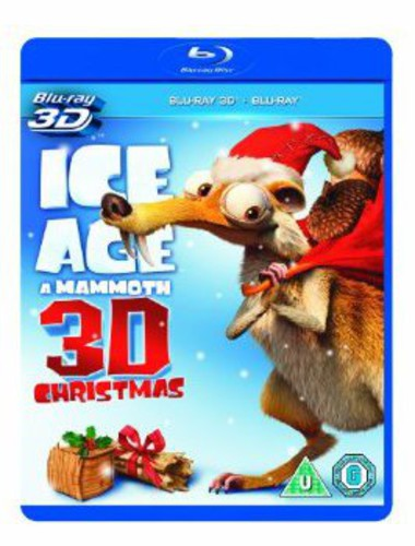 Ice Age Mammoth Christmas 3D