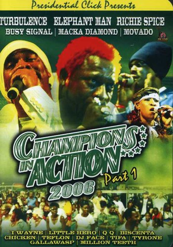 Champions In Action 2006, Vol. 1