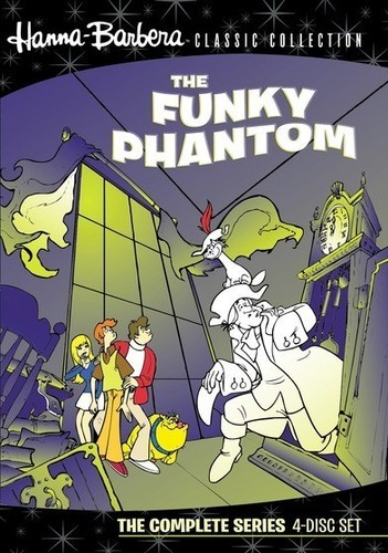 The Funky Phantom: The Complete Series