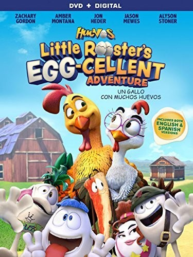 Huevos Little Rooster's Egg-Cellent Adventure