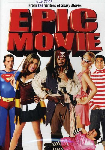 Epic Movie [Widescreen] [Full Frame] [Rated Version] [Sensormatic]