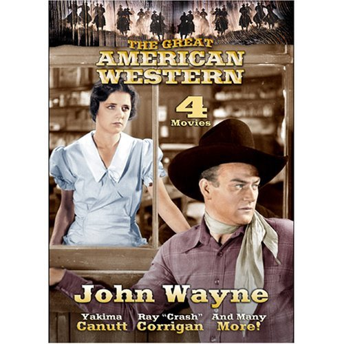 The Great American Western: Volume 35