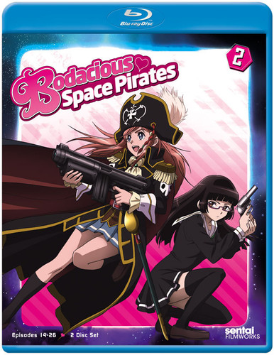 Bodacious Space Pirates 2
