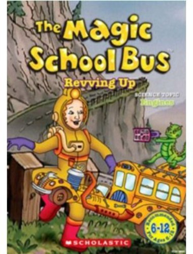 Magic School Bus: Revving Up