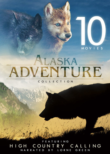 10-Film Alaska Adventure Collection