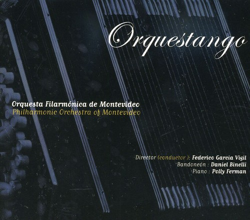 With Philharmonic Orchestra of Montevideo: Orquest