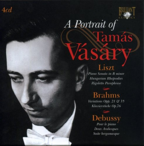 Portrait of Tamas Vasary