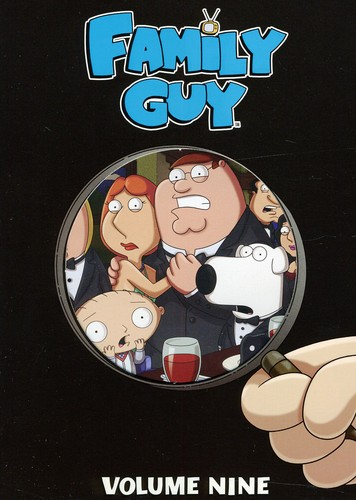 Family Guy Vol 9