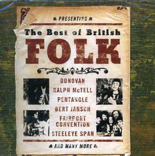 Best of British Folk /  Various [Import]