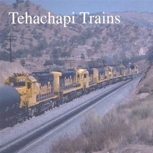 Tehachapi Trains