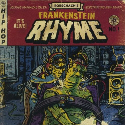 Frankenstein Rhyme