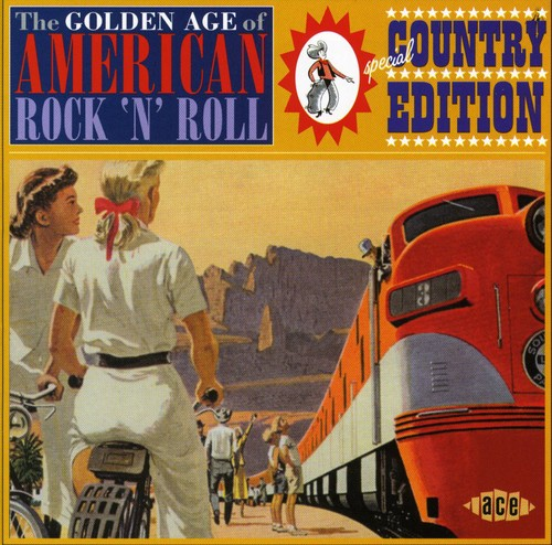 Golden Age of American Rock N Roll: Special Edt [Import]
