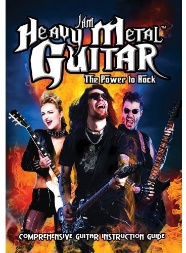 Jam Heavy Metal Guitar: The Power to Rock