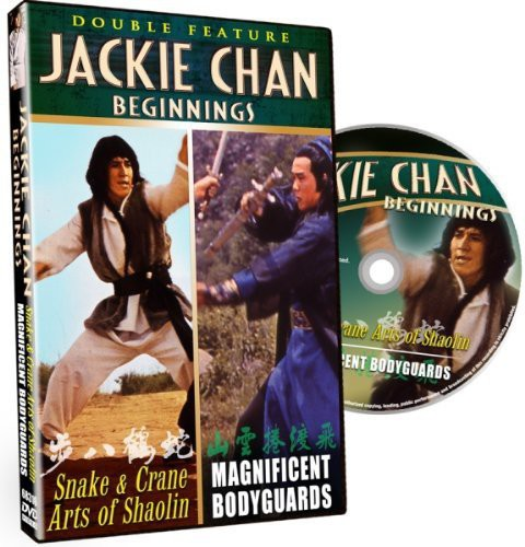 Jackie Chan Beginnings: Snake&Crown Arts Of Shoalin/ Magnificent Bodyguards