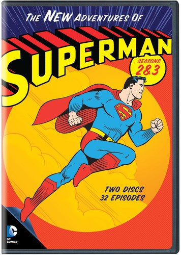 The New Adventures of Superman: Seasons 2 & 3 (1967-1969)