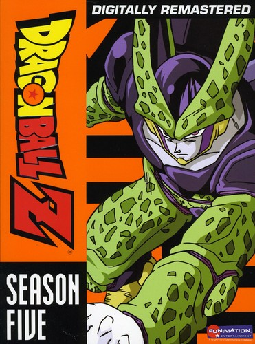 Dragon Ball Z: Season 5 Set [Japanimation][6 Discs]