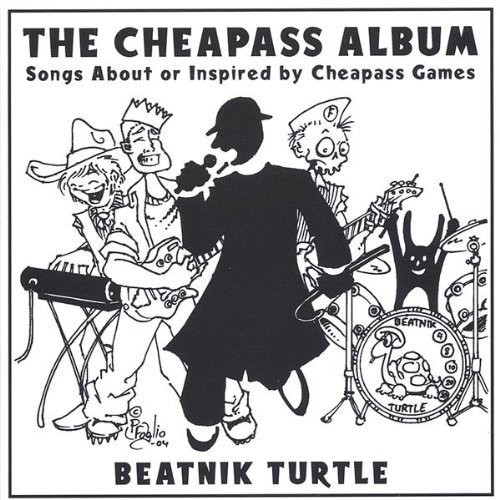 Cheapass Album