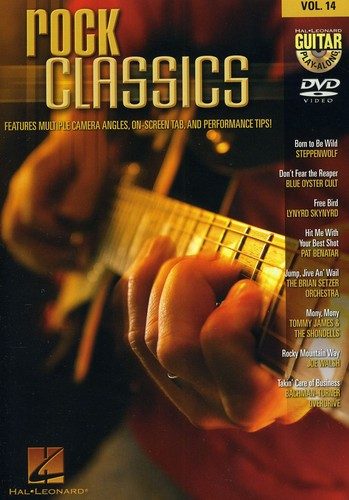 Guitar Play Along: Rock Classics 14