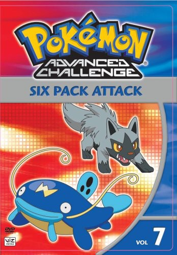 Pokemon, Vol. 7: Advanced Challenge [Japanimation] [Full Screen]