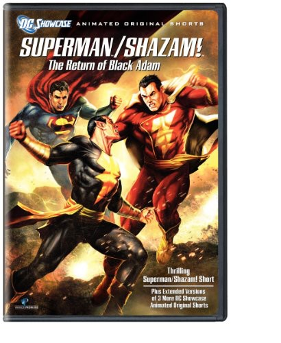 Superman/ Shazam: Return of the Black Adam