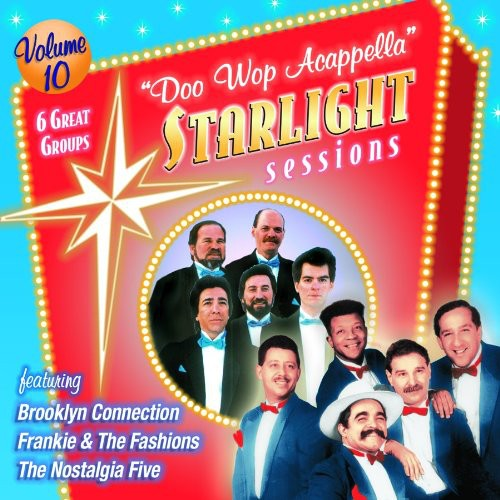 Doo Wop Acappella Starlight Sessions 10 /  Various