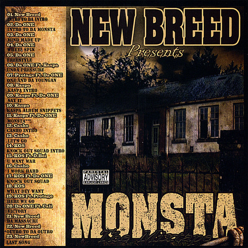 Monsta the Mixtape /  Various