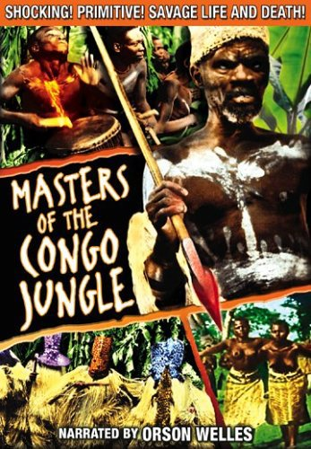 Masters Of The Congo Jungle [B&W]