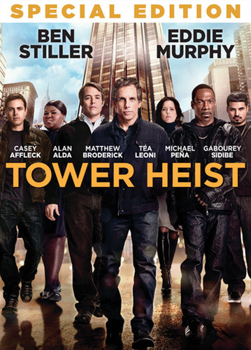 Tower Heist [WS] [Slipsleeve]