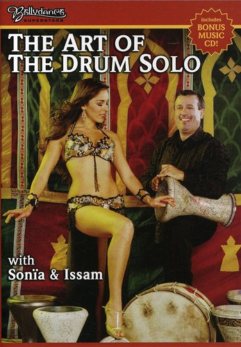 Bellydance: The Art Of The Drum Solo [Bonus CD]