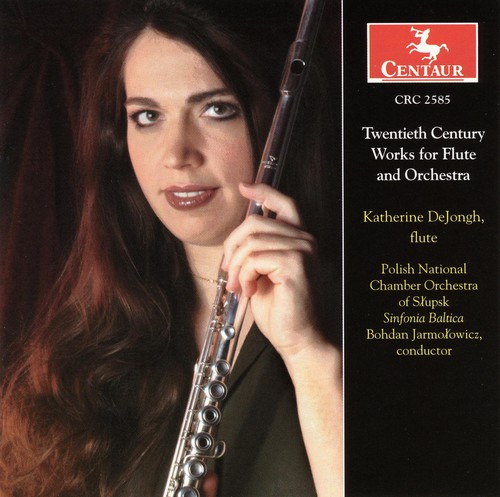 20th Century Works for Flute & Orchestra /  Various