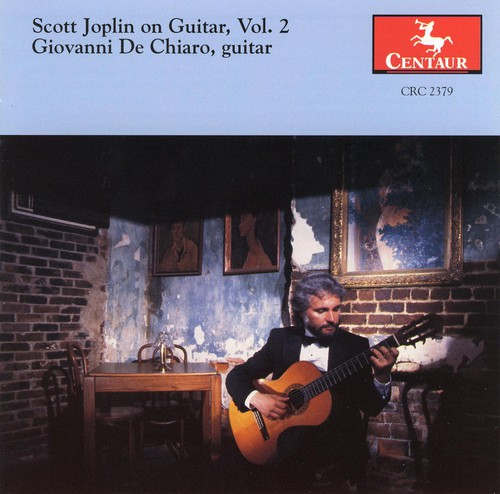 Scott Joplin on Guitar 2