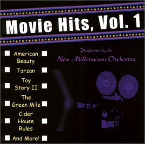 Movie Hits 1 /  Various